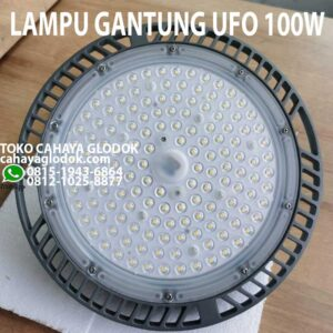 lampu gantung ufo 100w