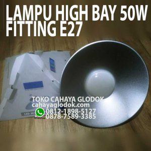 lampu high bay 50w